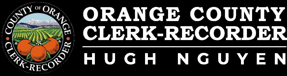 Orange County Clerk-Recorder Hugh Nguyen